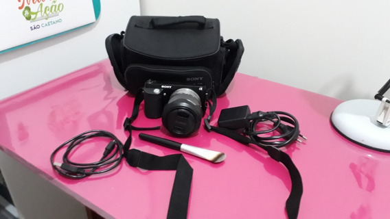 Camera Sony Semi-profissional Nex-f3