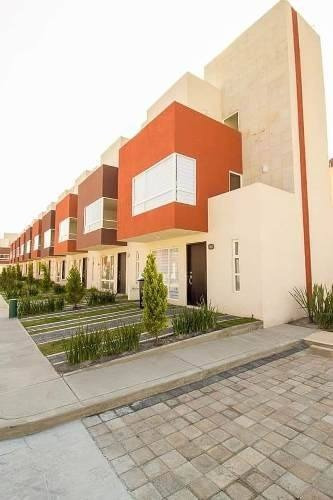 Casas Residenciales A 5min Del Aeropuerto De Toluca