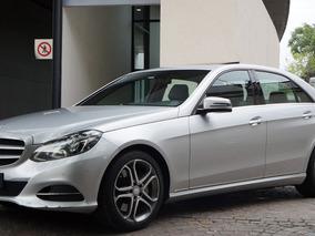 Mercedes-benz Clase E E350 Avantgarde Sport 2014 25.000 Kms