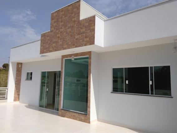 Excelente Sobrado Em Mandaguaçu, Bairro Jd Santa Rosa - 150 M², Fino Padrão De Acabamento - Ma001