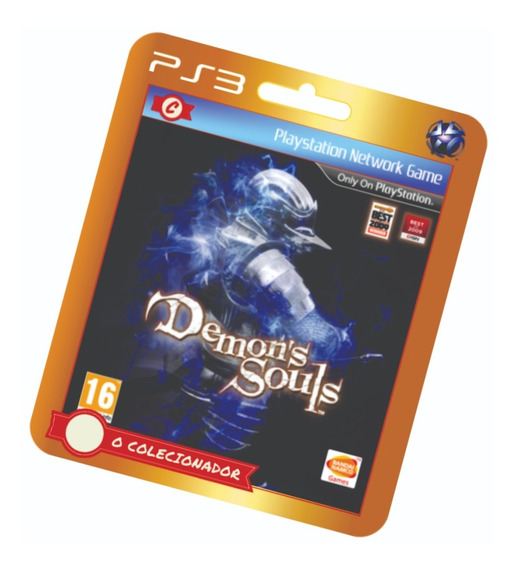 Demons Souls Em Promoção Ps3!