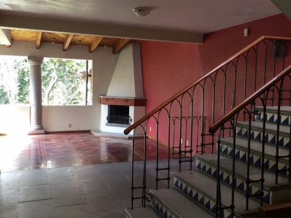 Casa En Condominio En Arteaga Y Salazar