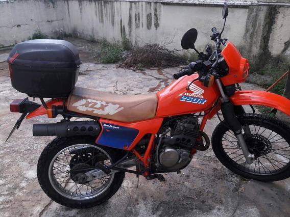 Honda Xlx250r