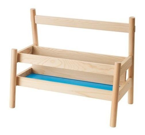 Estantería Organizador Juguetero Librero Niños Montessori