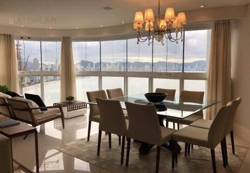 Apartamento À Venda, 237 M² Por R$ 8.000.000,00 - Frente Mar Sul - Balneário Camboriú/sc - Ap0388