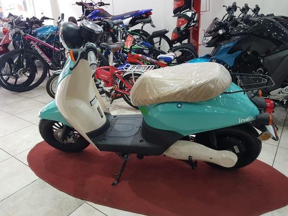 Moto Electrica Scooter /sin Registro Ctas D $6300 Ciclofox