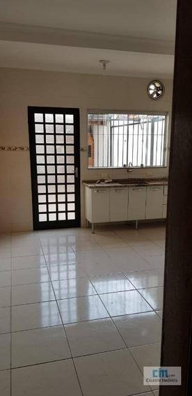 Sobrado Com 2 Dormitórios Para Alugar, 112 M² Por R$ 1.300/mês - Águia Da Castelo - Boituva/sp - So0083