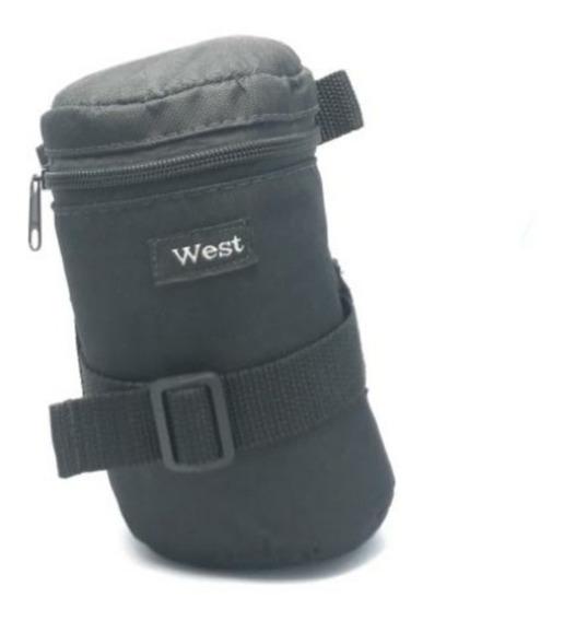 Porta Lente Case Bag Bolsa West G Canon Nikon Sony