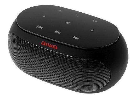 Caixa De Som Aiwa Aw31fm Sd / Bluetooth