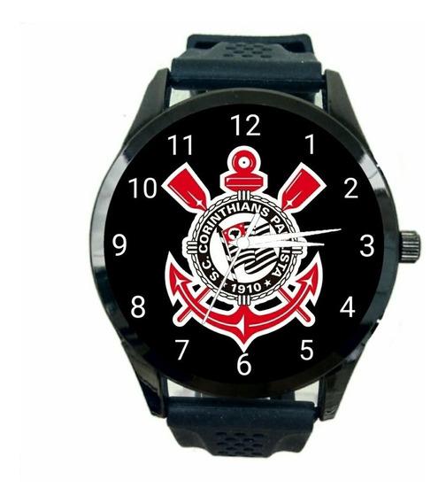 Corinthians Relógio Feminino Promoção Oferta Novidade T1041