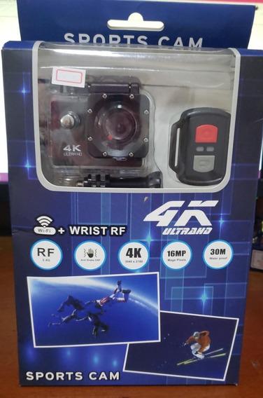 Camera Sport Cam 4k Ultra Hd