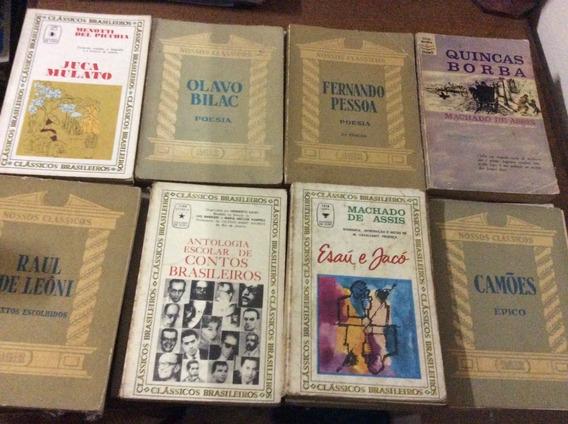 Livros Diversos Fernando Pessoa Pct C/ Todos