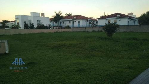 Imagem 1 de 3 de Terreno À Venda, 1200 M² Por R$ 1.400.000,00 - Canasvieiras - Florianópolis/sc - Te0273