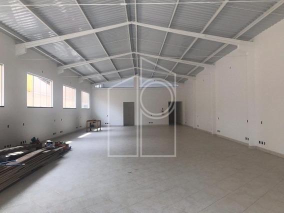 Salão Comercial Para Locação No Jardim Santa Tereza Em Jundiaí, Contendo 700 M² Sendo 500 M² De Área Construída - Sl00529 - 33124952