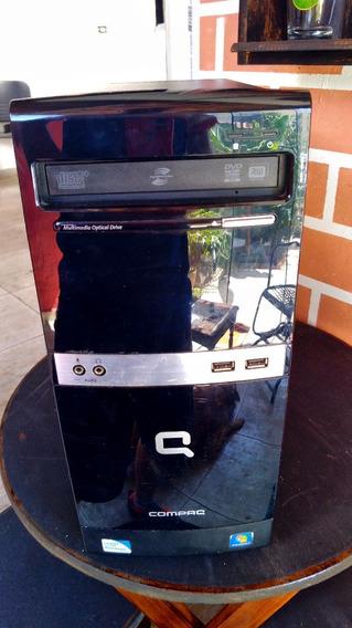 Computador Compaq 300b + Intel E5800 + 8gb + Hd 400gb