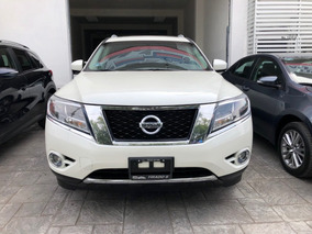 Nissan Pathfinder 3.5 Exclusive 4x4 Cvt