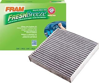 Fram Cf10549 Fresh Breeze Filtro De Aire Para Cabina Con Bra