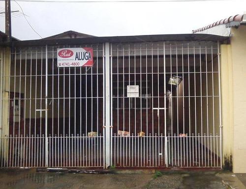 Imagem 1 de 1 de Casa Para Venda Em Suzano, Jardim Miriam, 2 Dormitórios, 1 Banheiro, 2 Vagas - Ca062_1-1884546