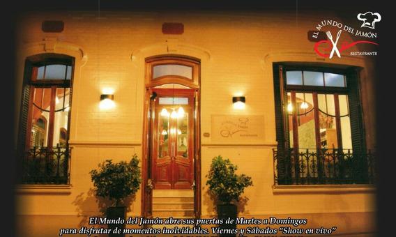 Vendo Restaurante De Categoria!! Mendoza