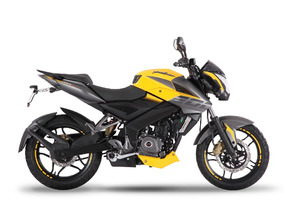 Bajaj Rouser 200ns - New Color 2018 - Veni A Conocerla!!!