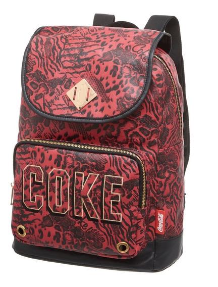 Mochila Costas G Coca Cola Animal Mix - Pacific - 7841705