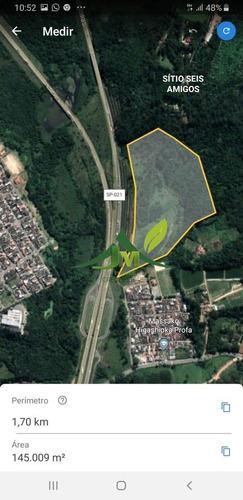 Imagem 1 de 1 de Àrea Comercial De 137 Mil M2 Na Região De Embu Das Artes À Venda - 1169