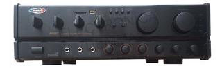 Consola Amplificador Bluetooth Usb Sd Mic 150 Rms Potenciada