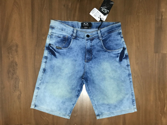 Bermuda Jeans Sarja Tam 40 Mod Casual Oakley Lost Hurley Mcd