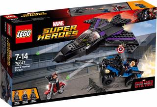 Lego Juego Didactico Super Heroes Capitan America Movie