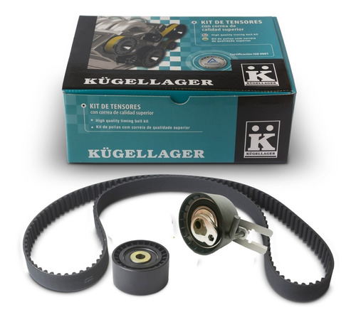 Kit Distribucion Peugeot Partner Furgon-patagonica 1.6 Hdi