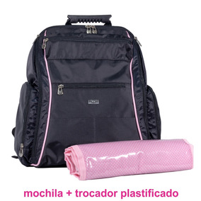 Mochila Maternidade Para Bebe Atacado E Varejo + Brinde