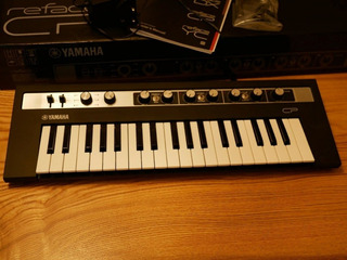Yamaha Reface Cp Compact Electric Piano