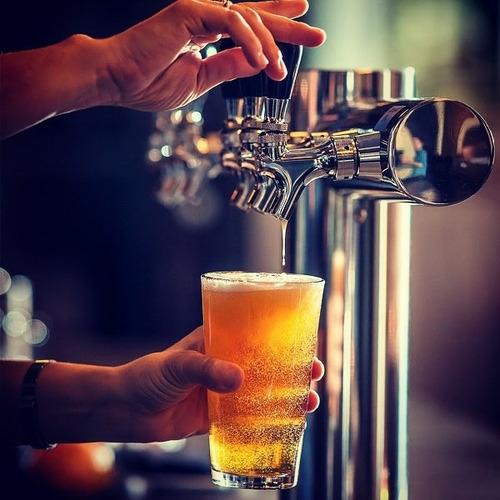 Imagen 1 de 10 de Alquiler De Chopera Cerveza Artesanal Tirada Recarga Growler