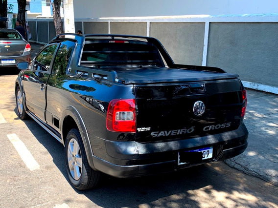 Saveiro Cross Ce 1.6 Total Flex 10/11. Pick- Up Completa!!