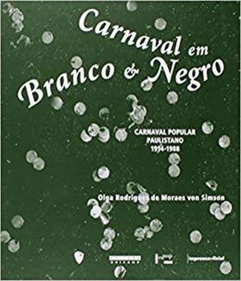 Carnaval Em Branco E Negro - Carnaval Popular Paulistano 191
