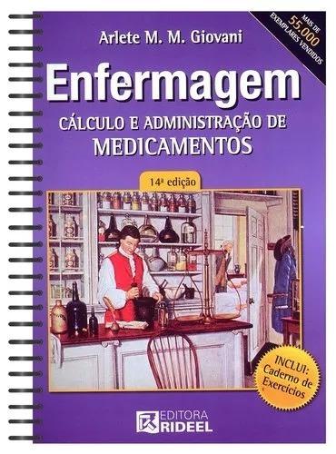 Cálculo E Administração De Medicamentos 14ª Edição