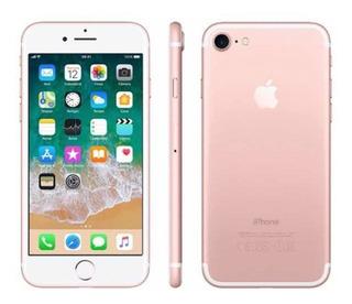 iPhone 7 Apple 32gb 2gb Ram Ouro Rosa Nf-e