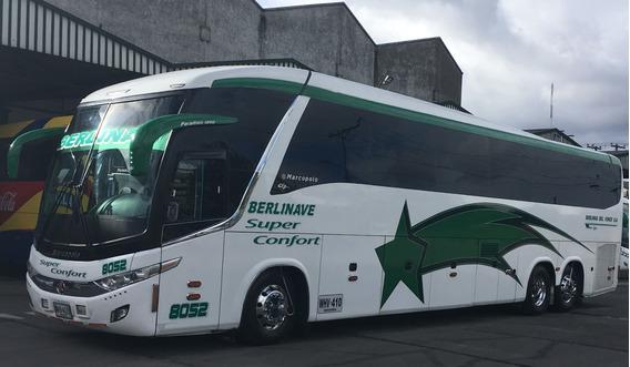 Bus Volvo B420r 6x2 (patín)