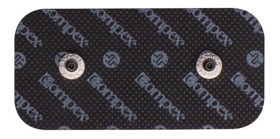 Kit 2 Eletrodos Adesivo Compex 5 X 10 Cm - Pronta Entrega