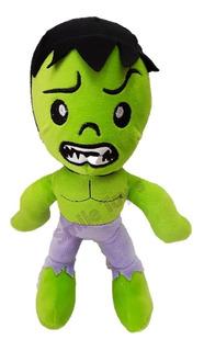 Peluche Hulk Avengers Excelente Calidad Bordado