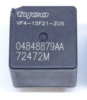 Reles Tyco Made 04848879aa 72472m