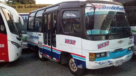 Buseta Cherouletnkr 2001
