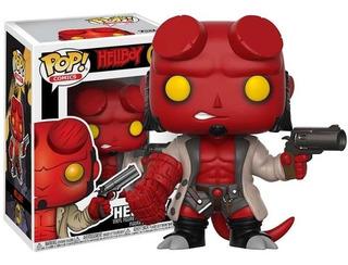 Funko Pop Hellboy 01 - Minijuegosnet