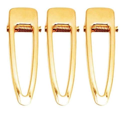 Duolm Diy Artesanato Resina Silicone Epoxy Mold Hair 6 Gold