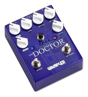 Pedal Efecto Wampler The Doctor Delay Lo-fi - Oddity