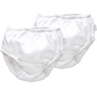 Iplay Ultimate Swim Pañal - Blanco, Paquete De 2 (6 Meses)