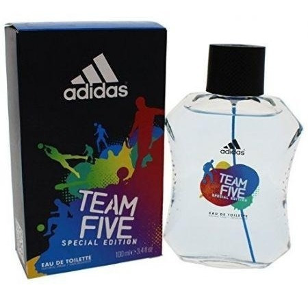 Perfume adidas Team Five - 100ml - Masculino - Original