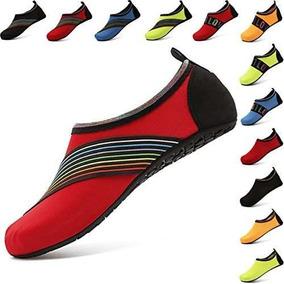Vifuur Zapatos De Deportes Acuáticos Descalzo Calcetines De