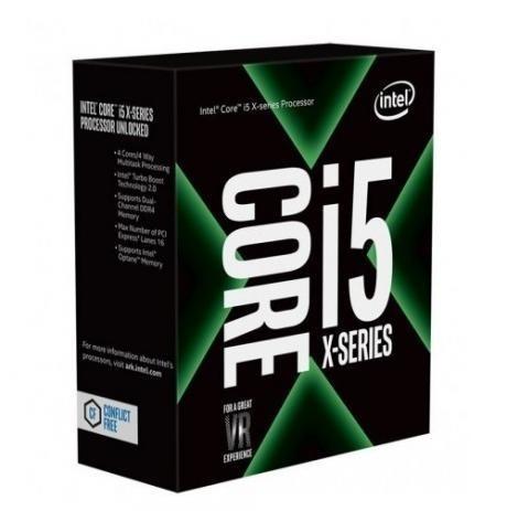 Processador Intel Core I5-7640x X Series Quad Core De 4.0ghz