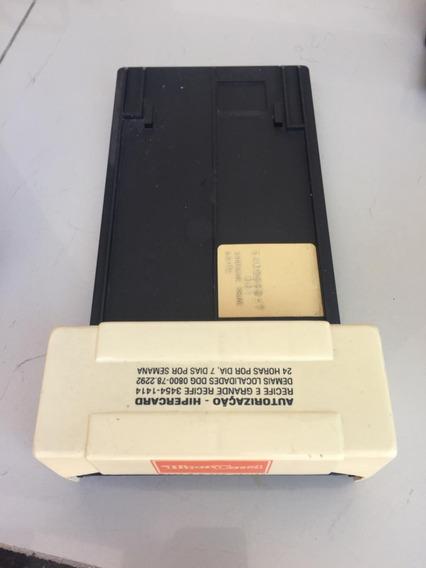 Maquina De Cartao De Credito Manual Antiga - Maquineta &